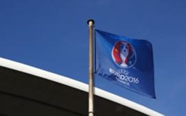 Euro 2016 flag
