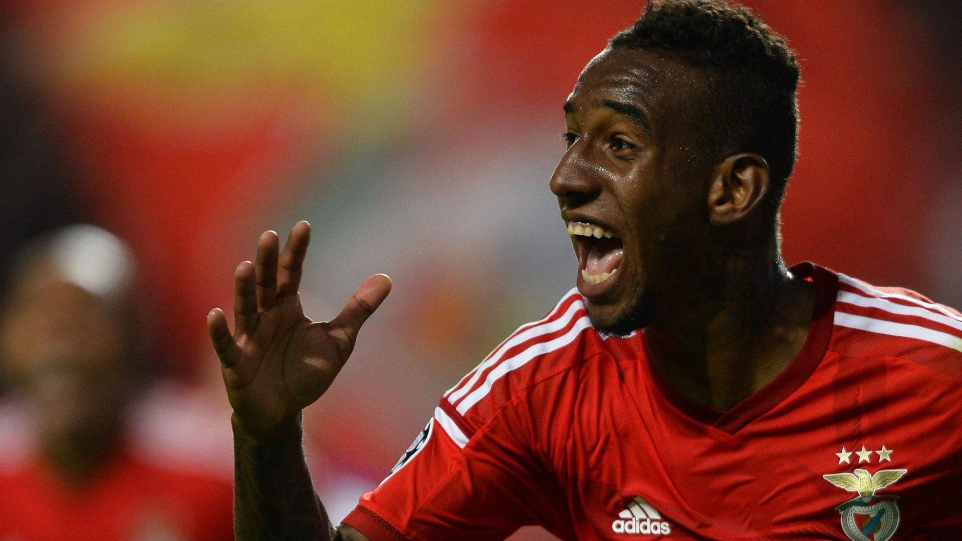 Anderson Talisca Benfica AS Monaco UEFA Champions League 04112014