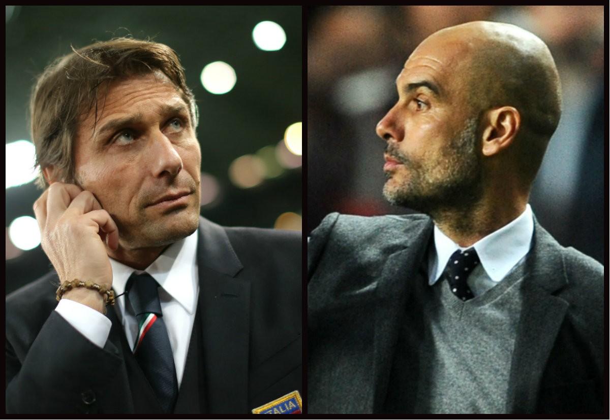 Guardiola vs Conte