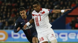 Hatem Ben Arfa Franck Beria Paris SG Lille Ligue 1 07022017
