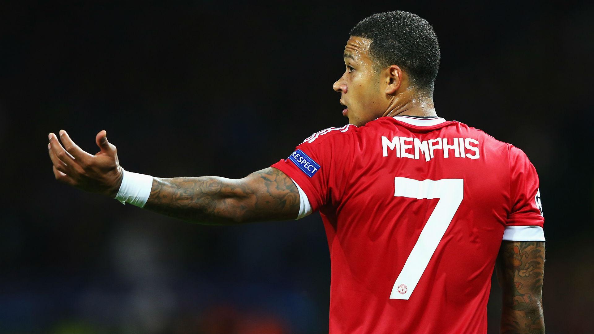 Memphis Depay - Manchester United