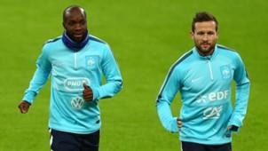 ANGLETERRE-FRANCE Wembley Diarra Cabaye