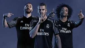 Real Madrid kit away
