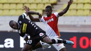 Gilles Sunu Elderson Echiejile Monaco Angers Ligue 1 01112015