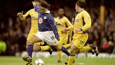 Roberto Mancini Leicester City