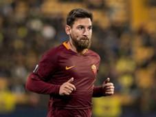 Montage GFX Messi Roma