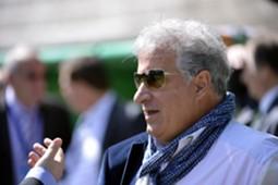Saint-Etienne's co-president Bernard Caïazzo