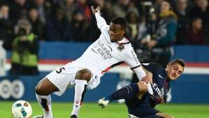 PSG Nice Cyprien Verratti