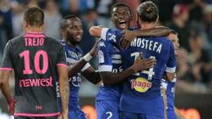 Sadio Diallo Bastia Toulouse Ligue 1 10092016