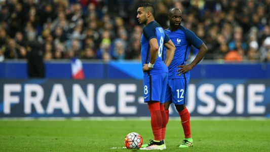 Payet free-kick coup-franc France French national team
