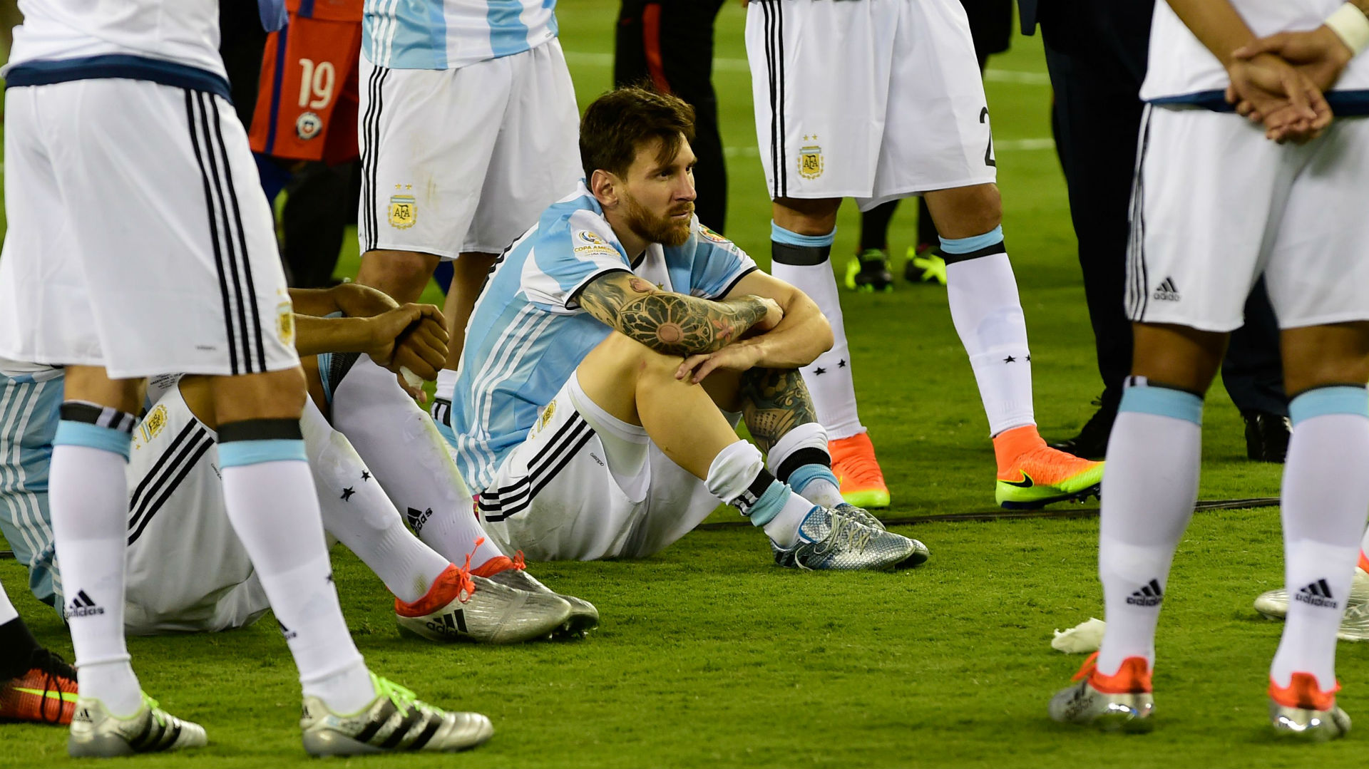 Messi Argentina Copa America