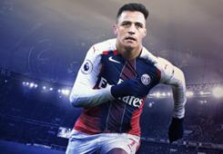 HP Alexis Sanchez PSG Goal