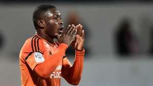 Abdul Majeed Waris Lorient Monaco Ligue 1 18112016