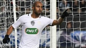 Lucas Moura Rennes Paris SG Coupe de France 01022016