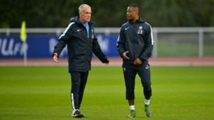 Didier Deschamps Patrice Evra