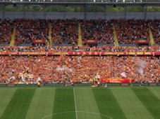 Le stade Bollaert-Delelis de Lens