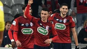 Nicolas De Preville Lille Nantes Coupe de France 31012017