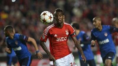 Anderson Talisca Benfica Monaco Champions League 04112014