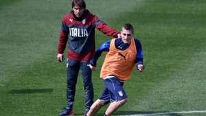 Marco Verratti Antonio Conte Italy