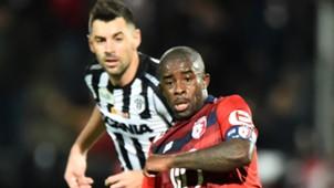 Rio Mavuba Thomas Mangani Angers Lille Ligue 1 05112016