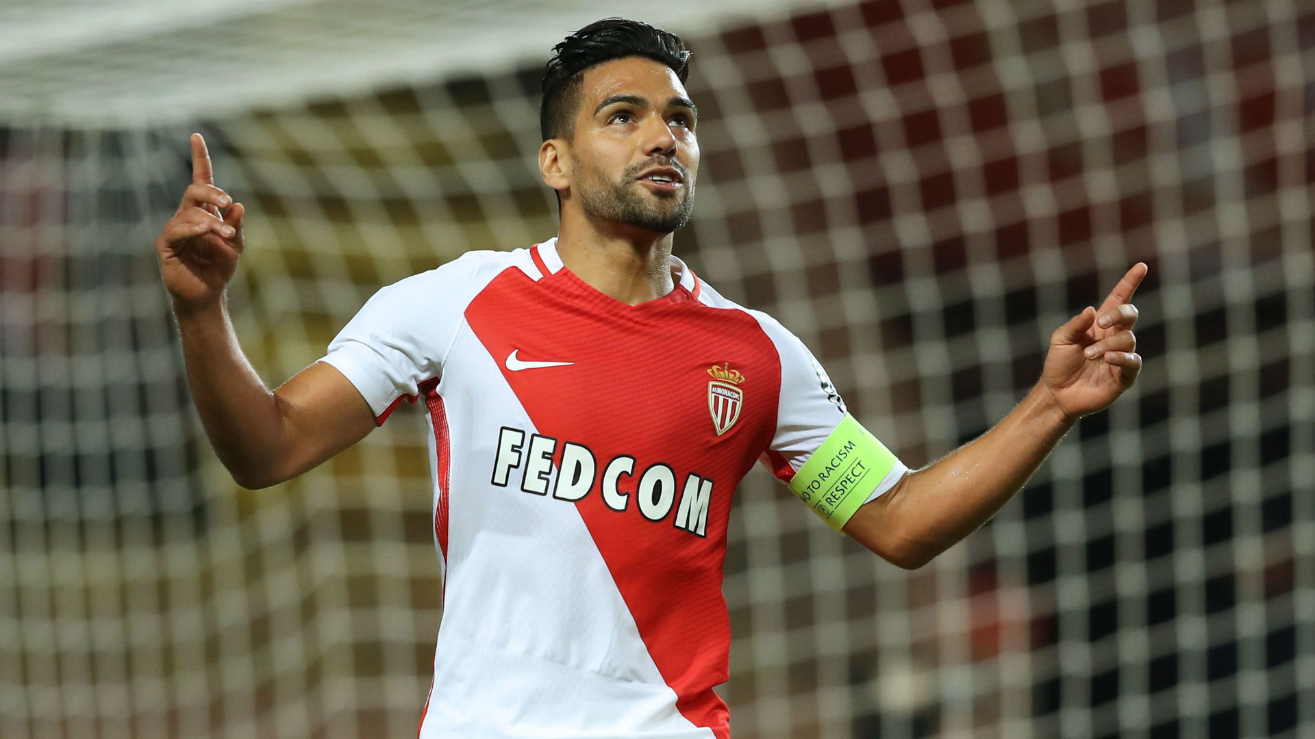 Radamel Falcao Monaco MHSC Ligue 1 21102016