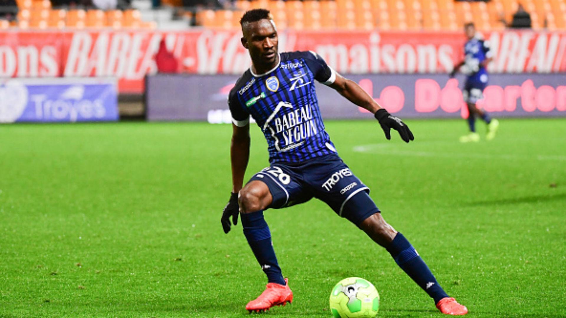 L1 - Troyes : Adama Niane mis à l'écart