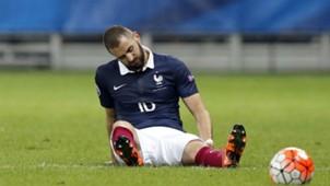 Karim Benzema France Armenia Friendly 08102015
