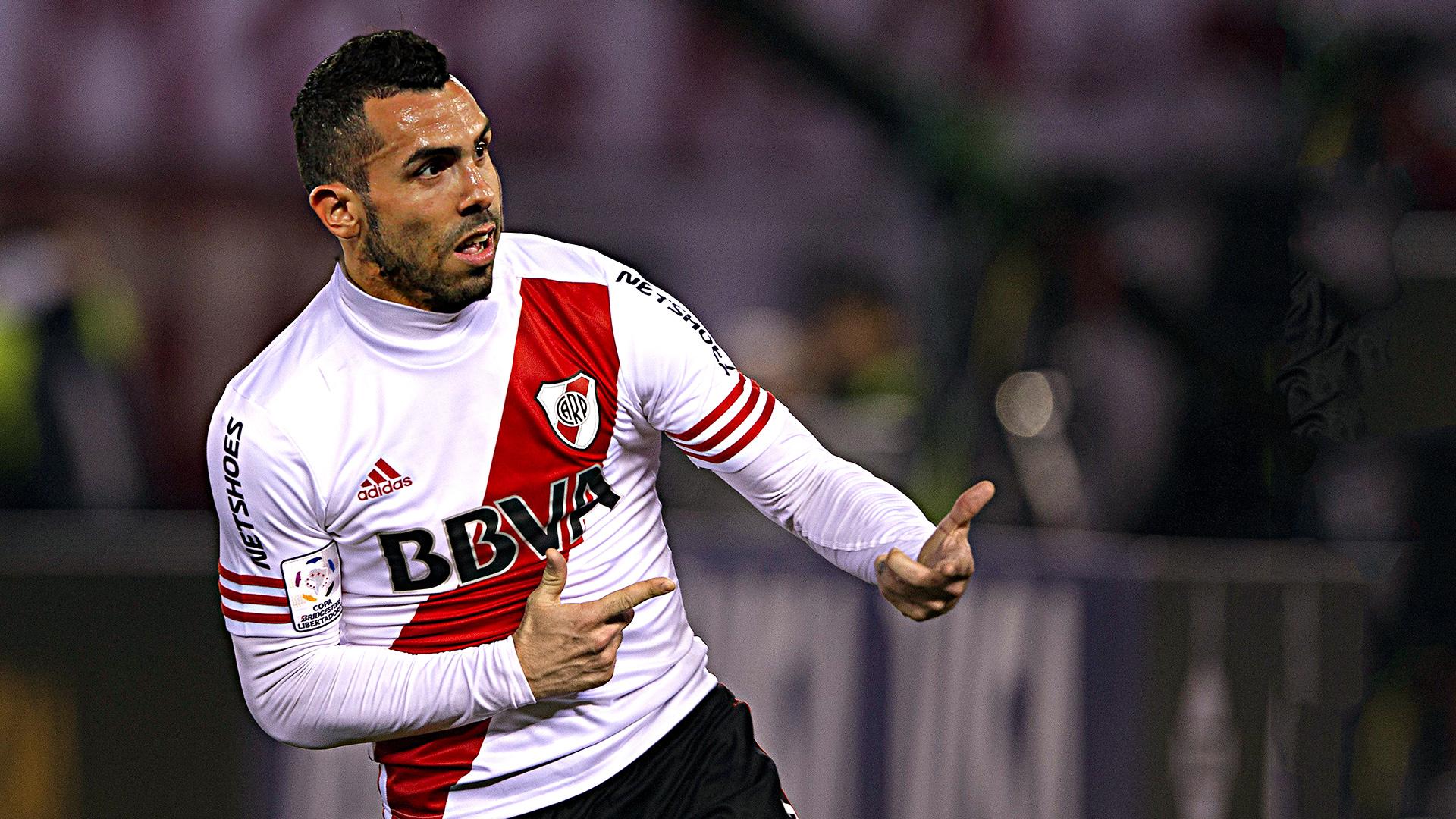 Tevez - River Plate