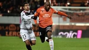 Michael Ciani Lorient Guingamp