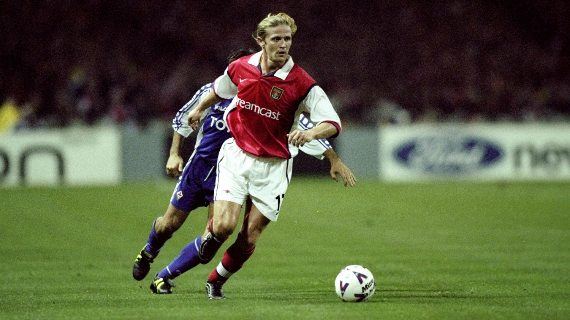 Emmanuel Petit Arsenal