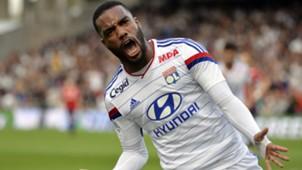 Alexandre Lacazette Lyon Lille Ligue 1 05102014