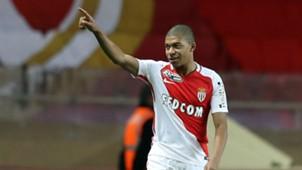 Kylian Mbappé Monaco Rennes