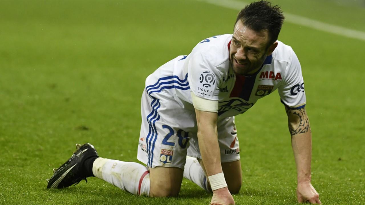 WATCH Lyon s Mathieu Valbuena scores sensational goal while