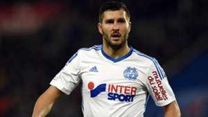 Andre-Pierre Gignac Paris SG Marseille Ligue 09112014