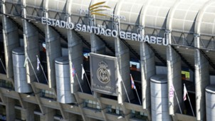Stadium Santiago Bernabeu Real Madrid