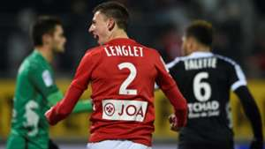 Clement Lenglet Nancy Metz Ligue 1 30112016