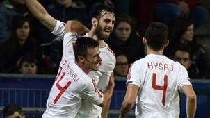 Mergim Mavraj France Albania Friendly 14112014