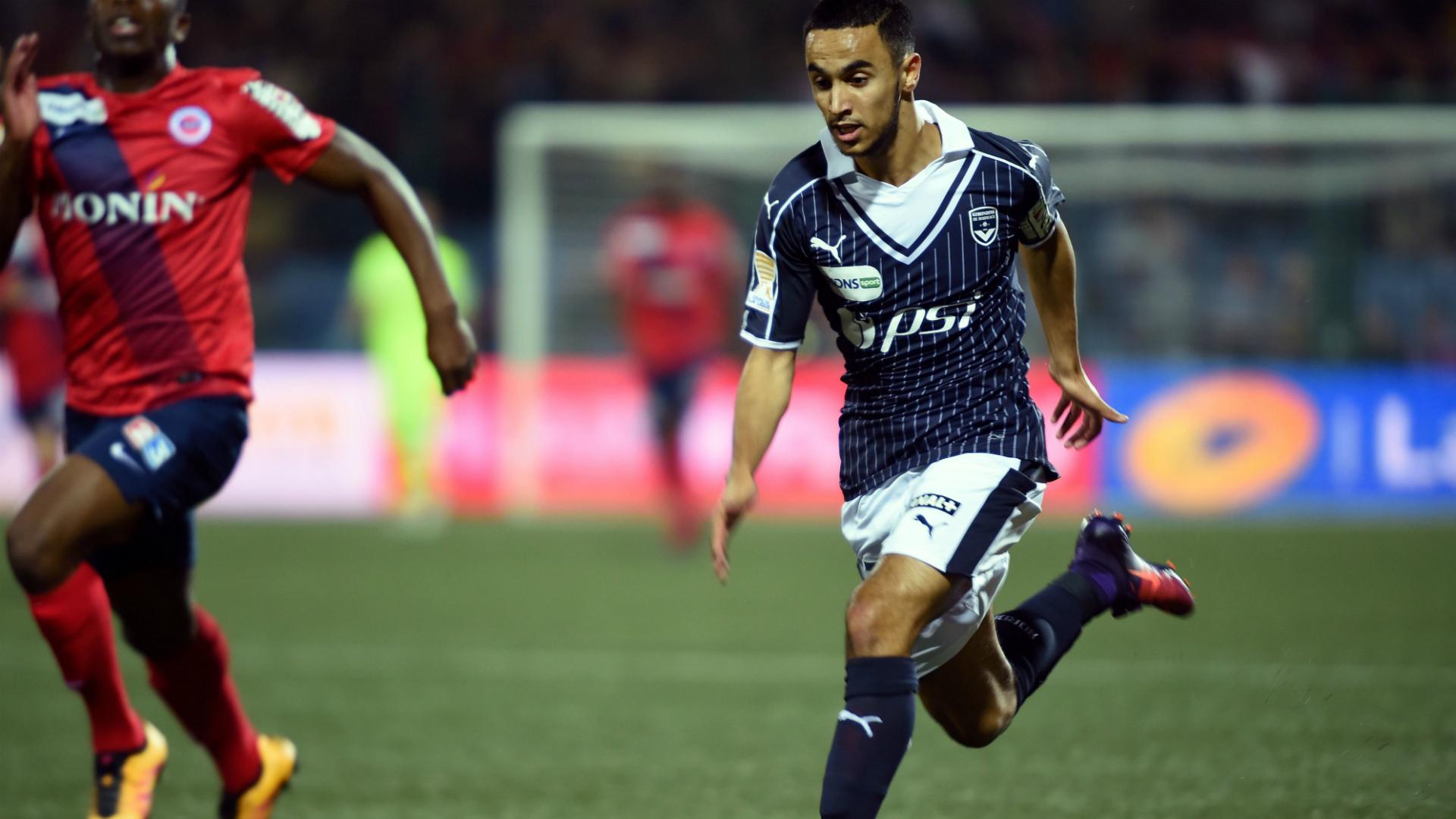 Adam Ounas Chateauroux Bordeaux Coupe de la Ligue 26102016
