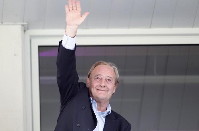 Eric Roy nommé manager sportif du RC Lens