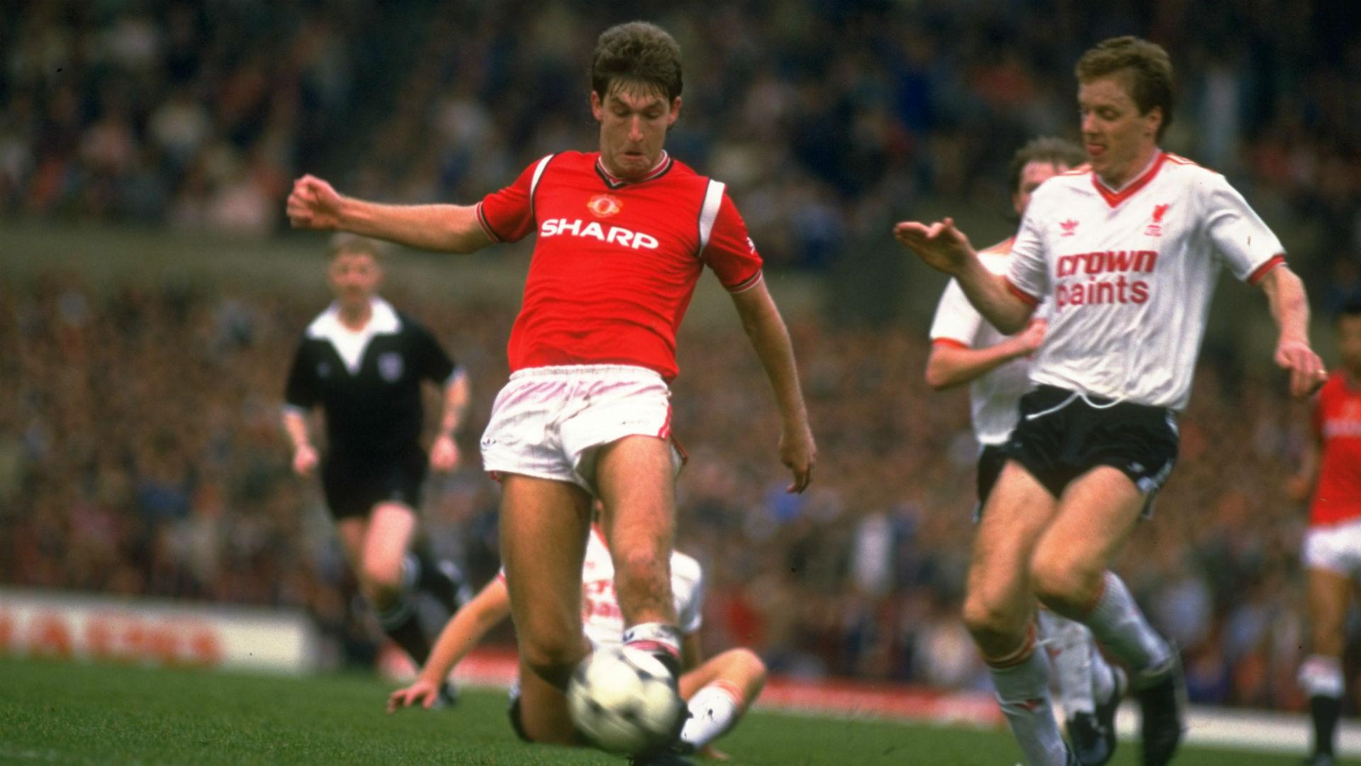 Norman Whiteside Manchester United