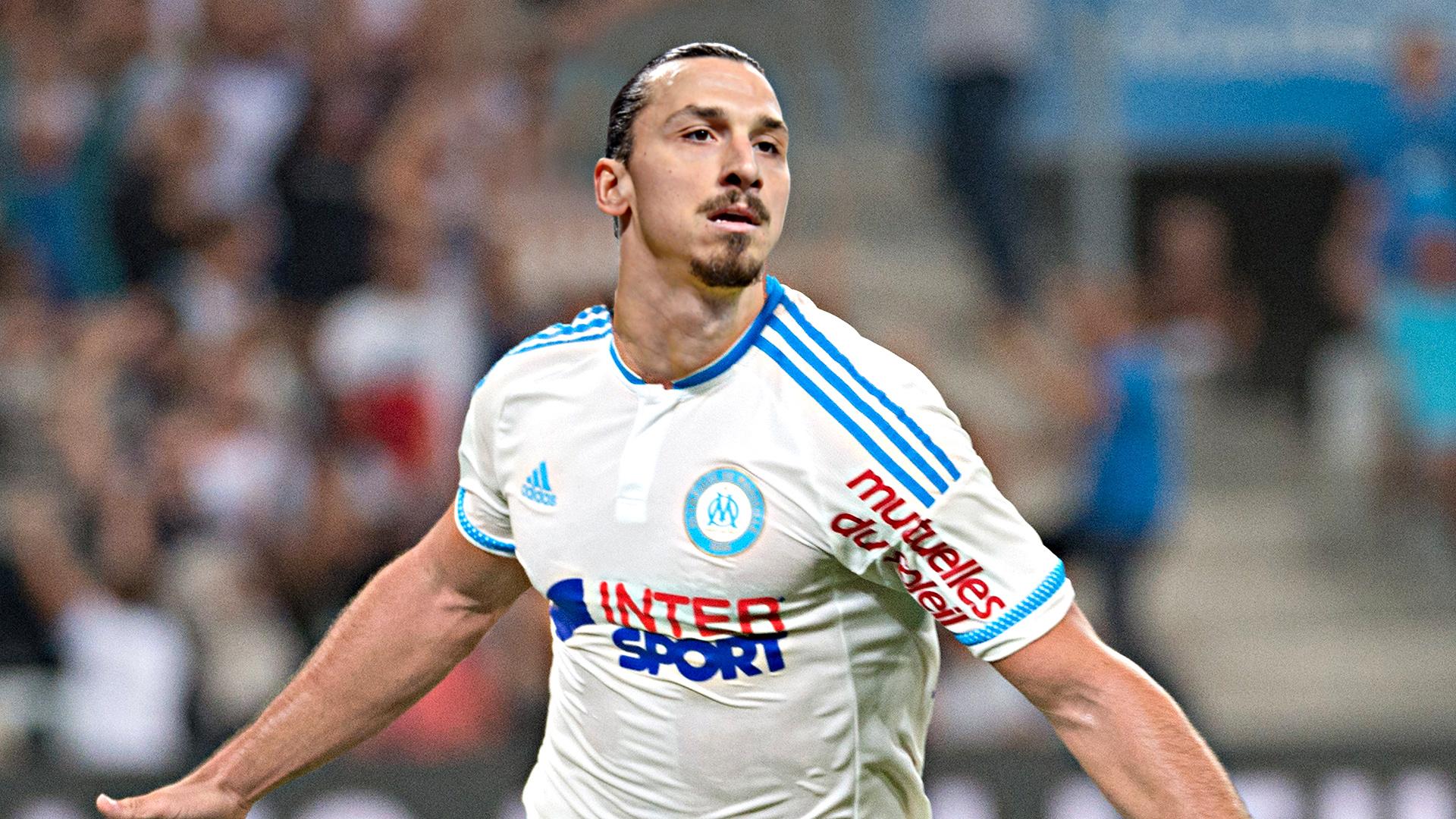 Zlatan Ibrahimovic - Marseille OM