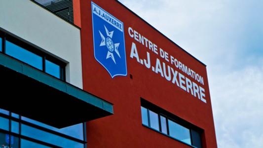 Centre de formation de l'AJ Auxerre 15102014