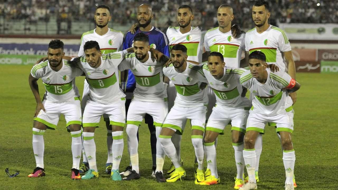 Algeria Lesotho 04092016