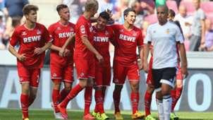 Philipp Hosiner FC Cologne Köln Bundesliga