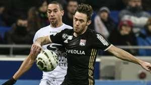 Maciej Rybus Niil De Pauw Lyon Guingamp Coupe de la Ligue 14122016