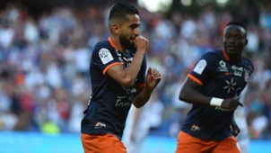 Ryad Boudebouz Montpellier Angers Ligue 1 13082016