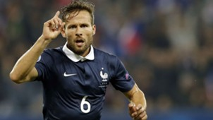 Yohan Cabaye France Armenia Friendly 08102015