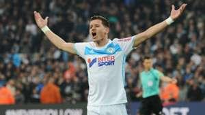 Florian Thauvin Marseille PSG Ligue 1 26022017