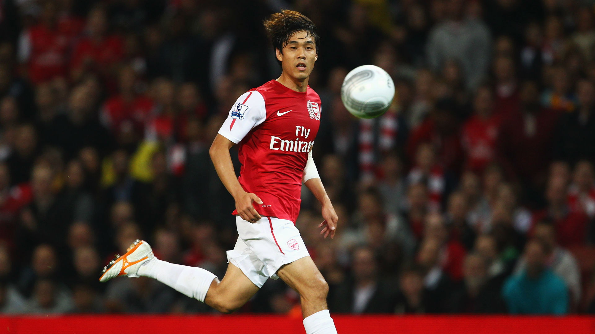 Park Chu Young Arsenal
