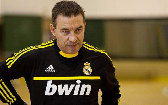 Francisco Buyo - ex portero Real Madrid